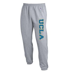 UCLA Embroidered Mens Banded Jogger Pants